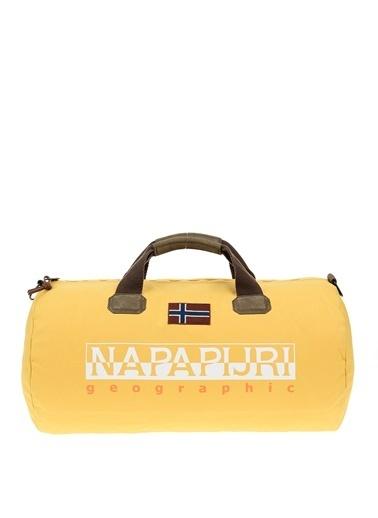 Napapijri Spor Çantası Sarı